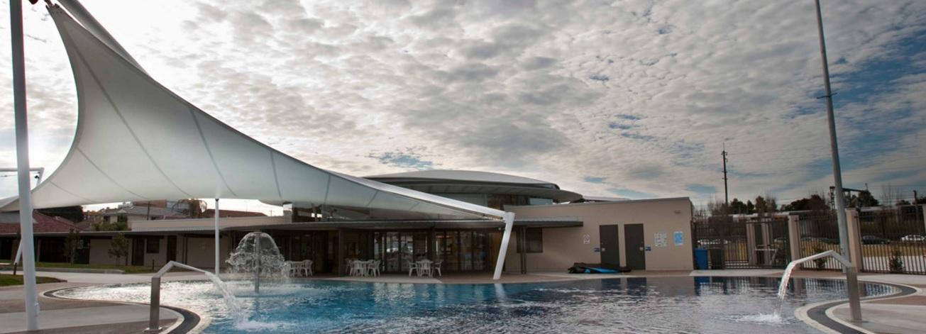 Kid friendly local swimming pools parramatta region Granville swimming pool opening hours