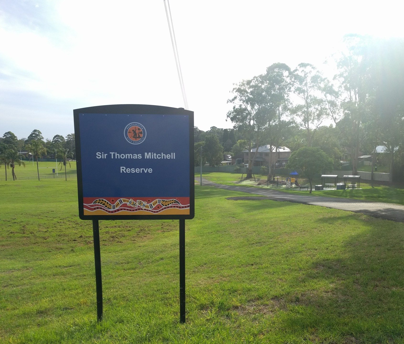 Sir Thomas Mitchell Reserve
