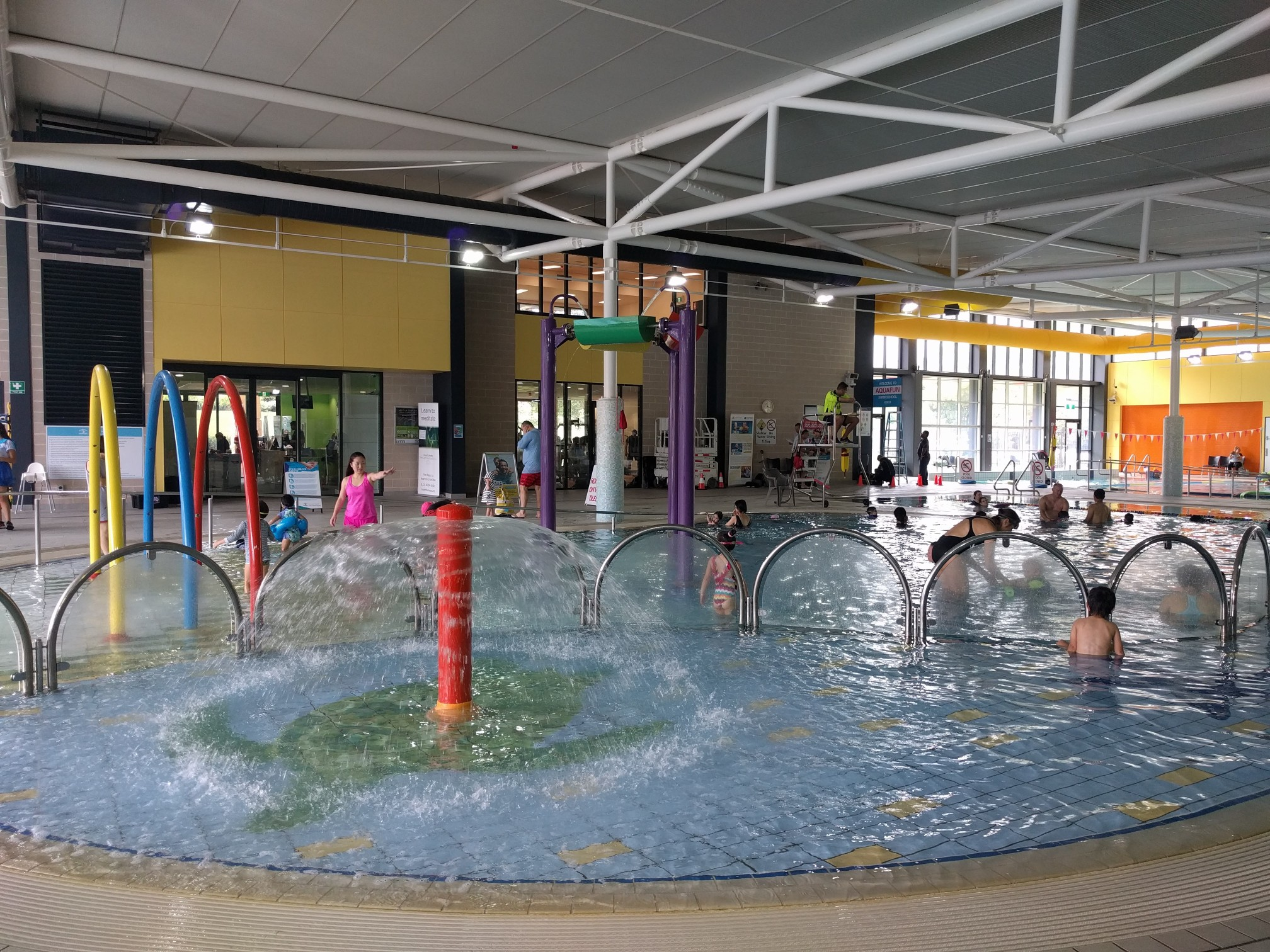 Kid Friendly Local Swimming Pools Parramatta Region Parraparents