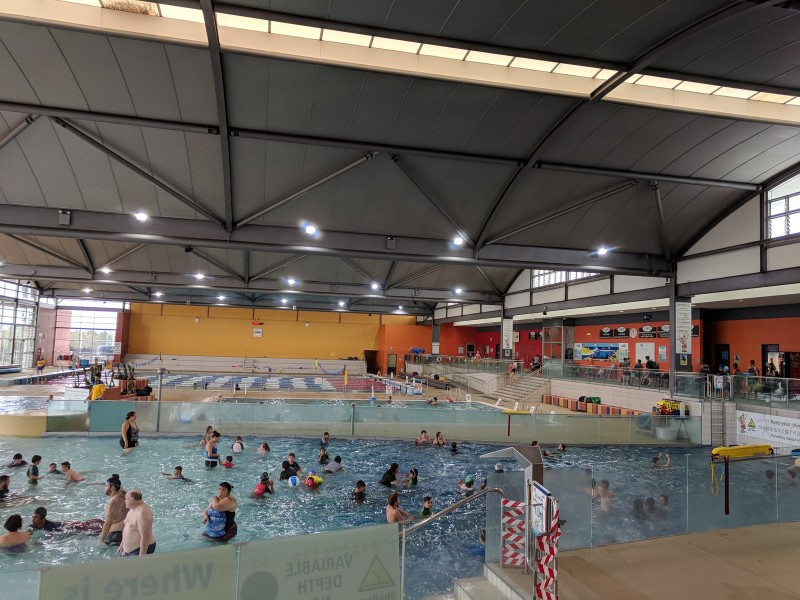 Kid friendly local swimming pools parramatta region parraparents for Stanhope swimming pool opening hours