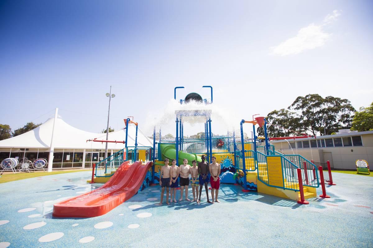 8Fairfield City Leisure Centre