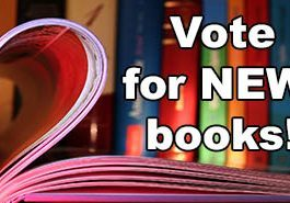 Vote for New Books for Your Local Library