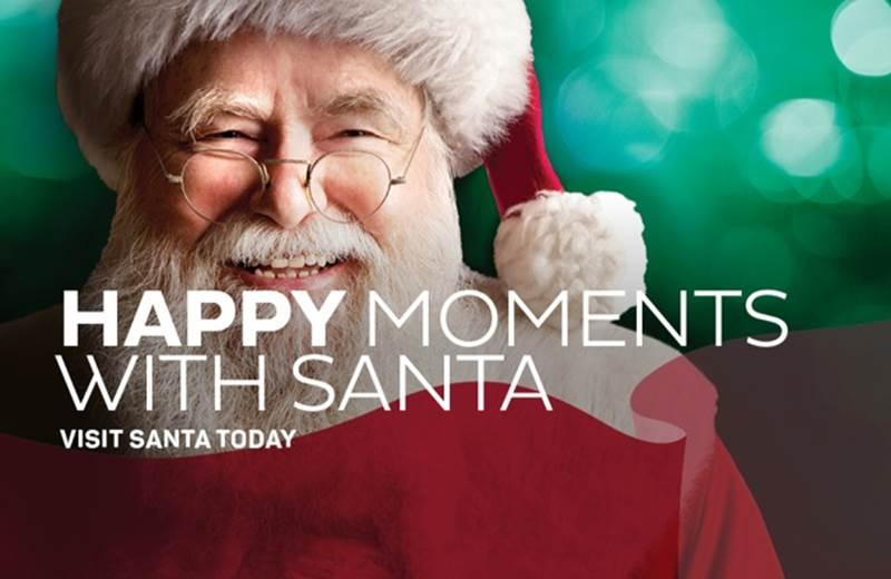 Happy Moments with Santa | Lidcombe Centre @ Lidcombe Shopping Centre | Lidcombe | New South Wales | Australia