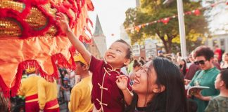Parramatta Lunar New Year Event