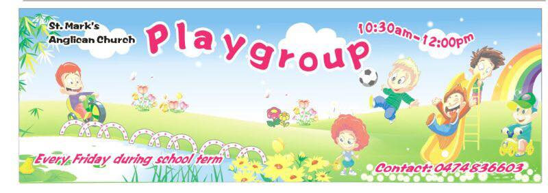 St Marks Anglican Church Playgroup