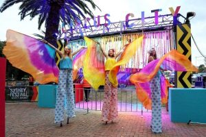 Circus Comes to Parramatta | Sydney Festival @ Prince Alfred Square | Parramatta | New South Wales | Australia