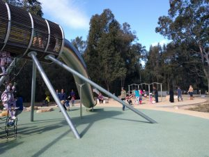 playgrounds by suburb