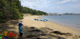Closest beaches to Parramatta