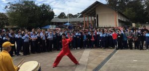 Kids Kung Fu Class | Rhodes Waterside Shopping Centre @ Rhodes Waterside Shopping Centre, LEVEL 9 CAR PARK ROOFTOP | Rhodes | New South Wales | Australia