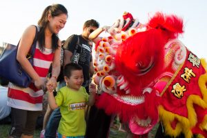 Lunar New Year and Cinema in the Park | Rhodes Foreshore Park @ Rhodes Foreshore Park | Rhodes | New South Wales | Australia