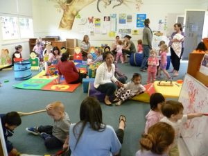 Telopea Schools as Community Centres Project Supported Playgroup | Telopea @ Telopea Public School | Telopea | New South Wales | Australia