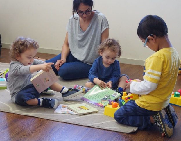 Early Learning Through Play Supported Playgroup