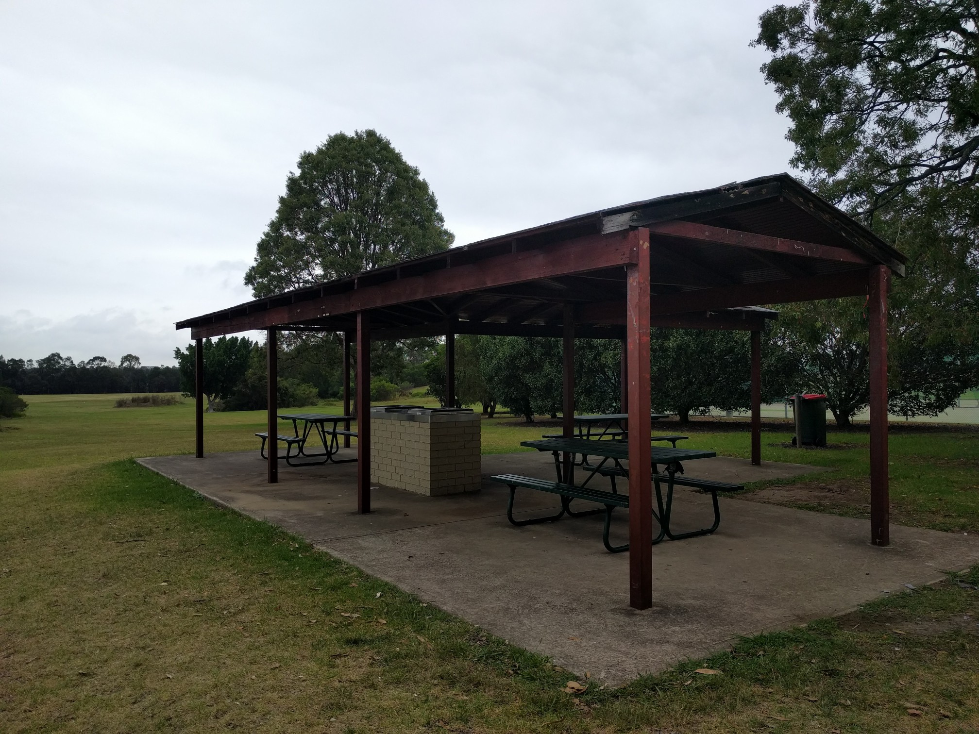 George Kendall Riverside Park