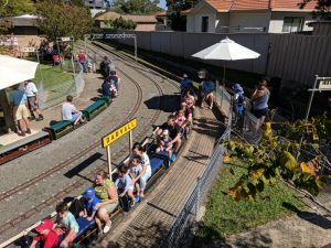 Mini Trains | West Ryde @ Mini Trains | West Ryde | New South Wales | Australia