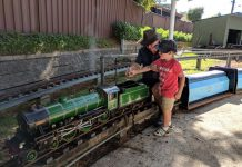 West Ryde Mini Trains