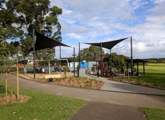 George Kendall Riverside Park Ermington
