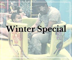 Lollipops Parramatta Winter Special