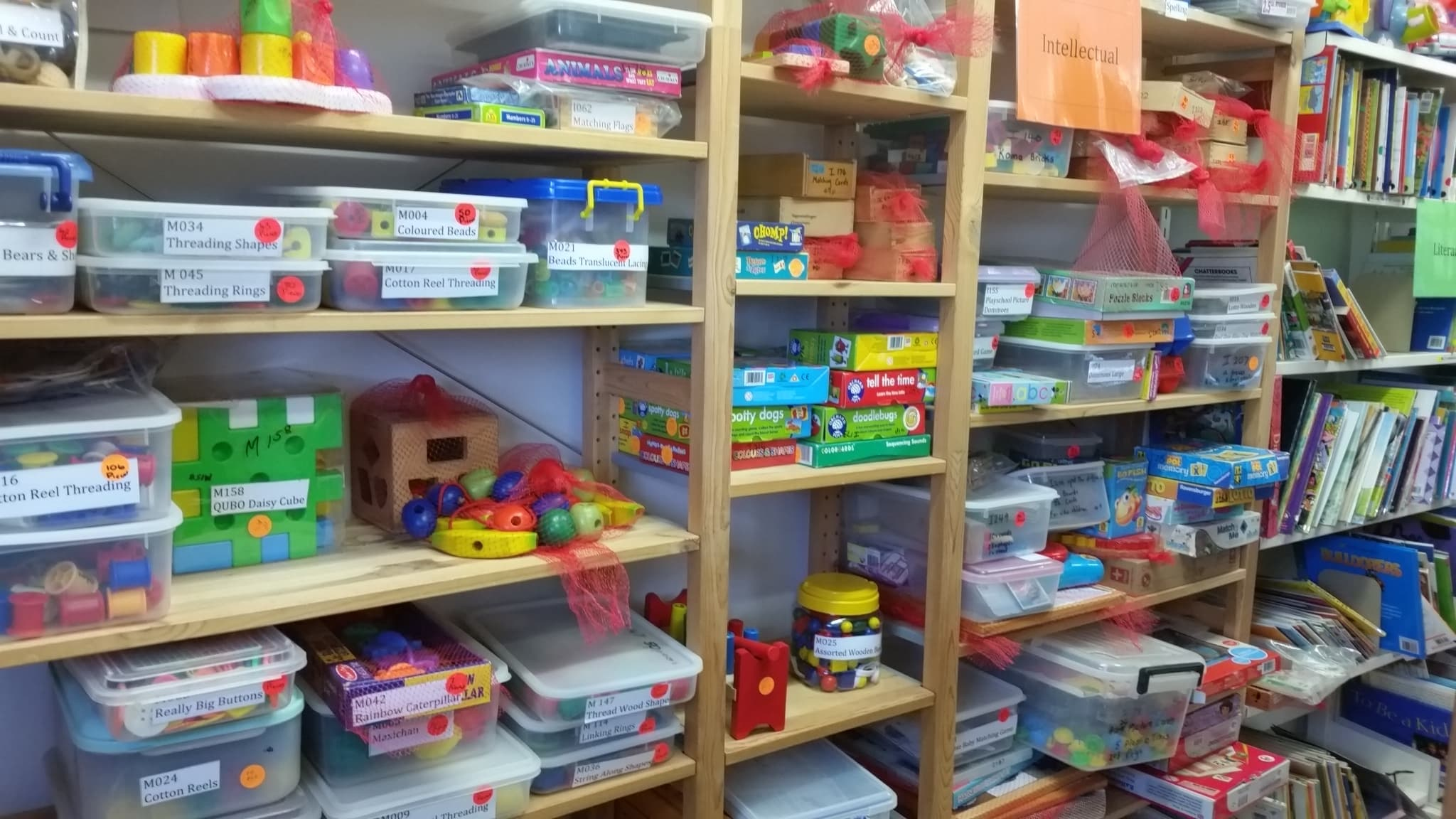 CCA Toy Library Eastwood