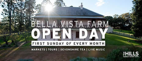 Bella Vista Farm Open Day