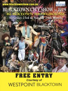 Blacktown City Show @ Blacktown Showgrounds | Blacktown | New South Wales | Australia