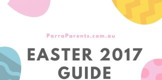 Easter 2017 Guide easter events