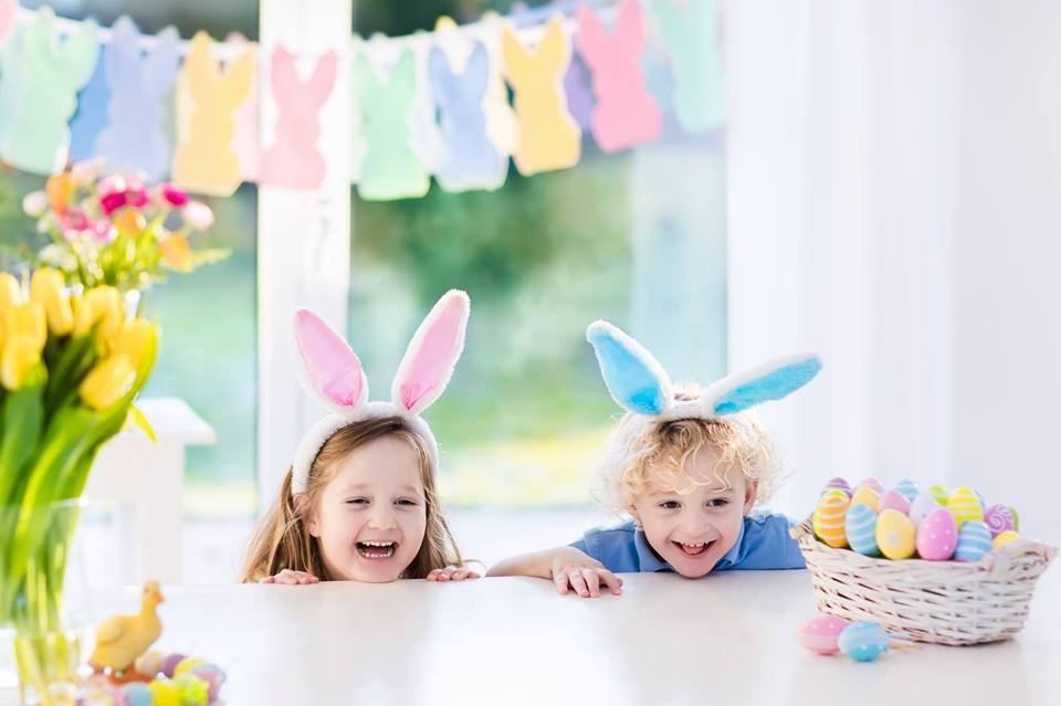 Easter Bunny Events at Homemaker Prospect