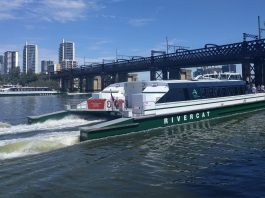 Ferry adventures