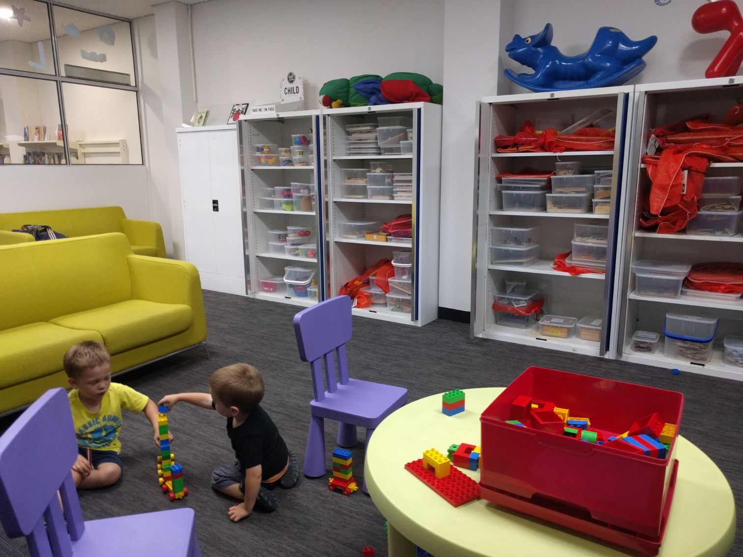 North Ryde Library Toy Library