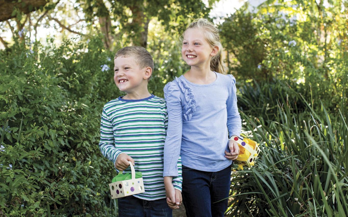 Egg-cellent Easter Kids Trail - Elizabeth Farm