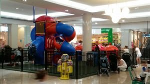 Toy Ryde City Gated Play Area