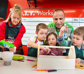 Bunnings Blacktown Kids Activities | Every Weekend @ Bunnings Blacktown | Blacktown | New South Wales | Australia