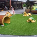 Play area at Top Ryde City Piazza