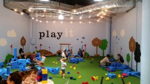Play Area on Level 1