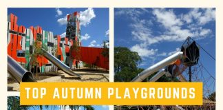 Top Autumn Playgrounds