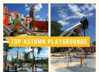 Top Autumn Playgrounds