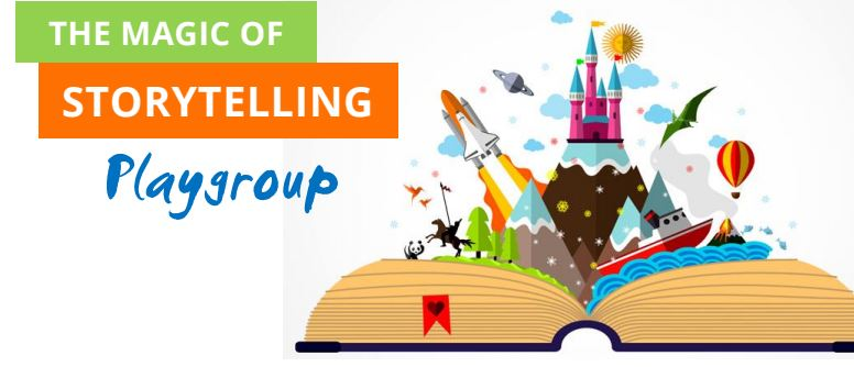 Magic of Storytelling Playgroup | Anzac Park, West Ryde @ Anzac Park, West Ryde | West Ryde | New South Wales | Australia