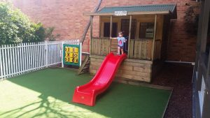Playground at Cafe 2773