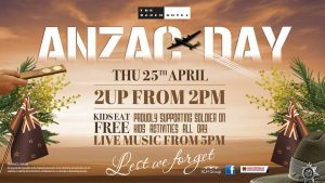 ANZAC Day Salute at the RANCH | North Ryde @ The Ranch Hotel | Marsfield | New South Wales | Australia