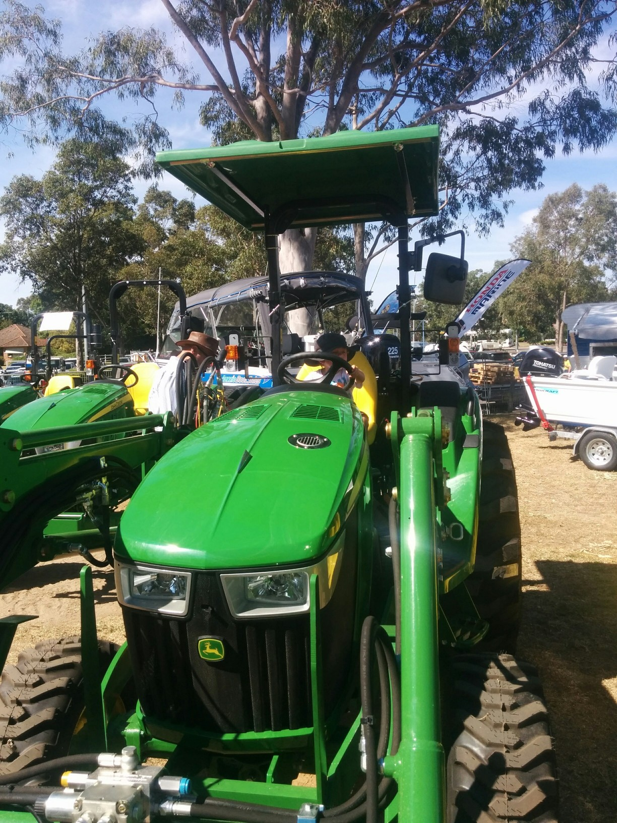 Diesel, Dirt and Turf Expo