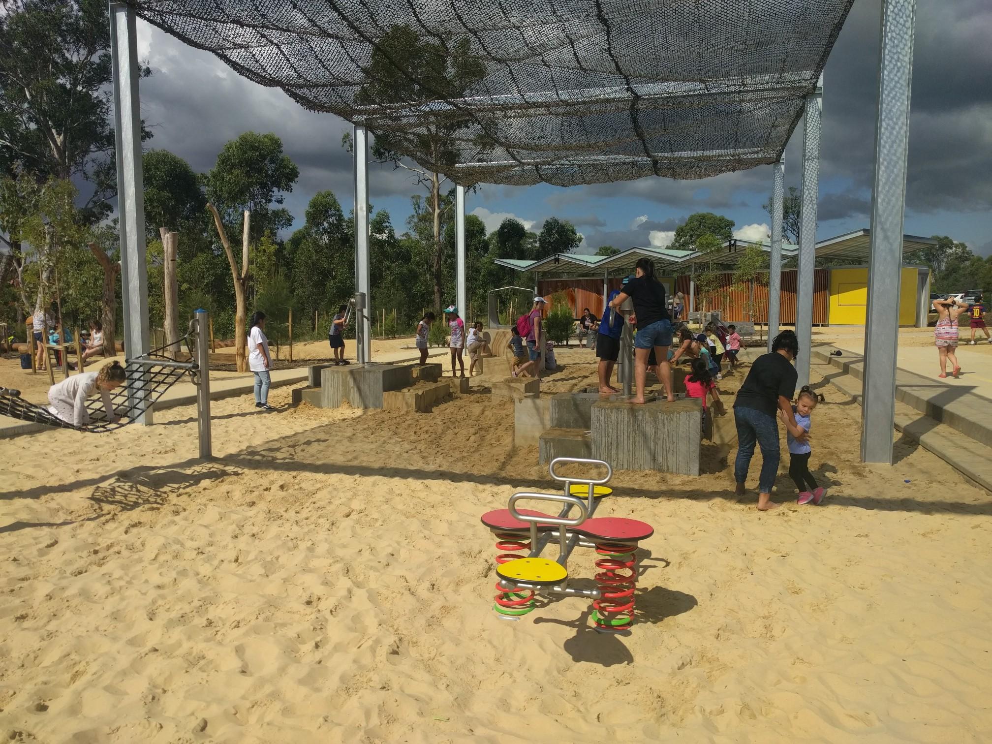 Bungarribee Park