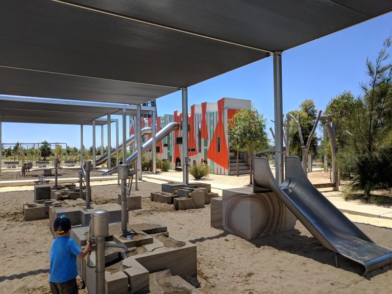 Bungarribee Park - Regional Playground + Sydney Zoo | Doonside