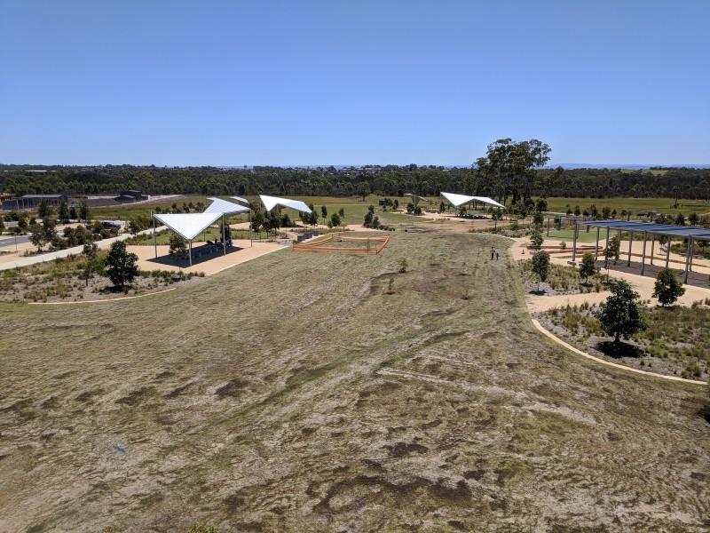 Bungarribee Park Western Sydney Parkland