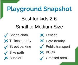 Frank Hayes Playground