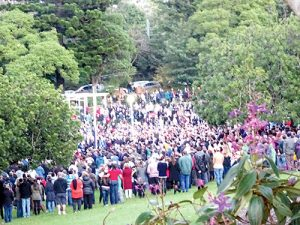 ANZAC Day Dawn Service | Epping @ Forest Park | Epping | New South Wales | Australia