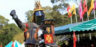 What's On In May Blacktown City Medieval Fayre