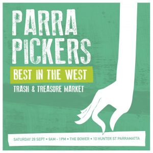 ParraPickers - Flea Market and Activities | Parramatta @ The Bower | Parramatta | New South Wales | Australia