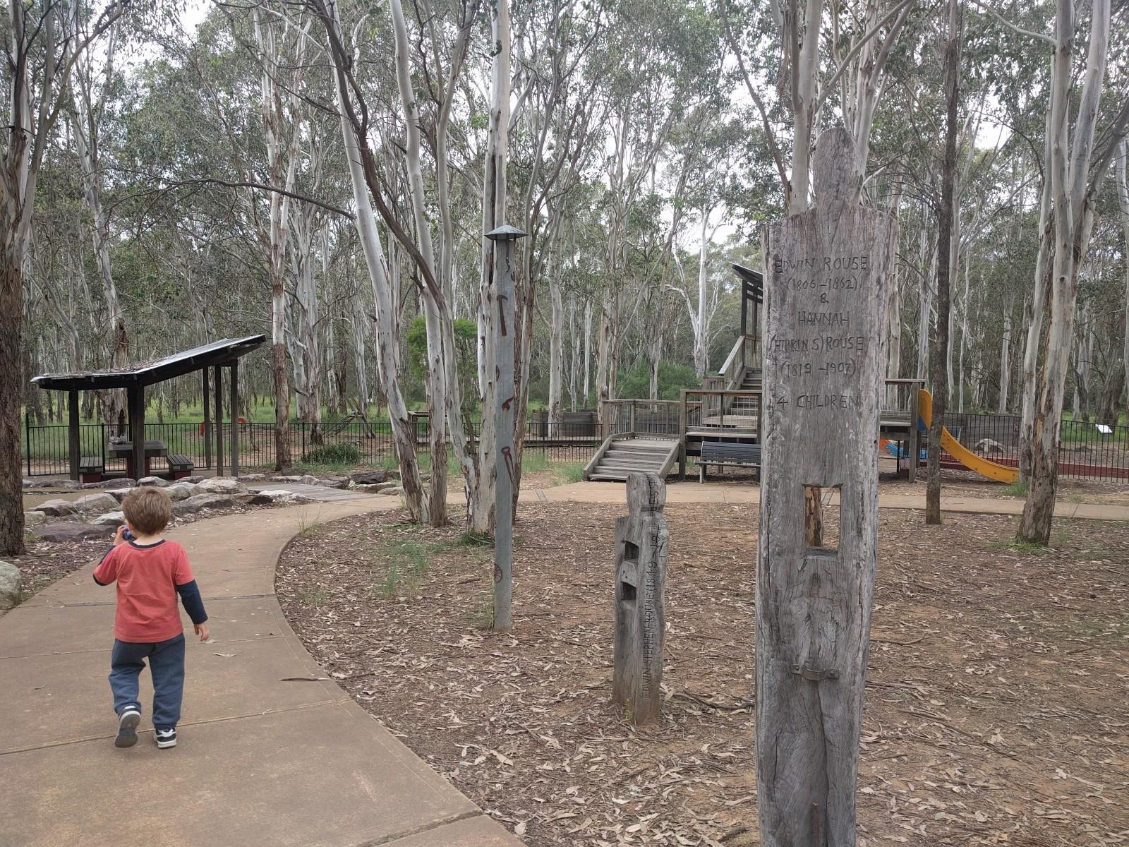Rouse Hill Regional Park