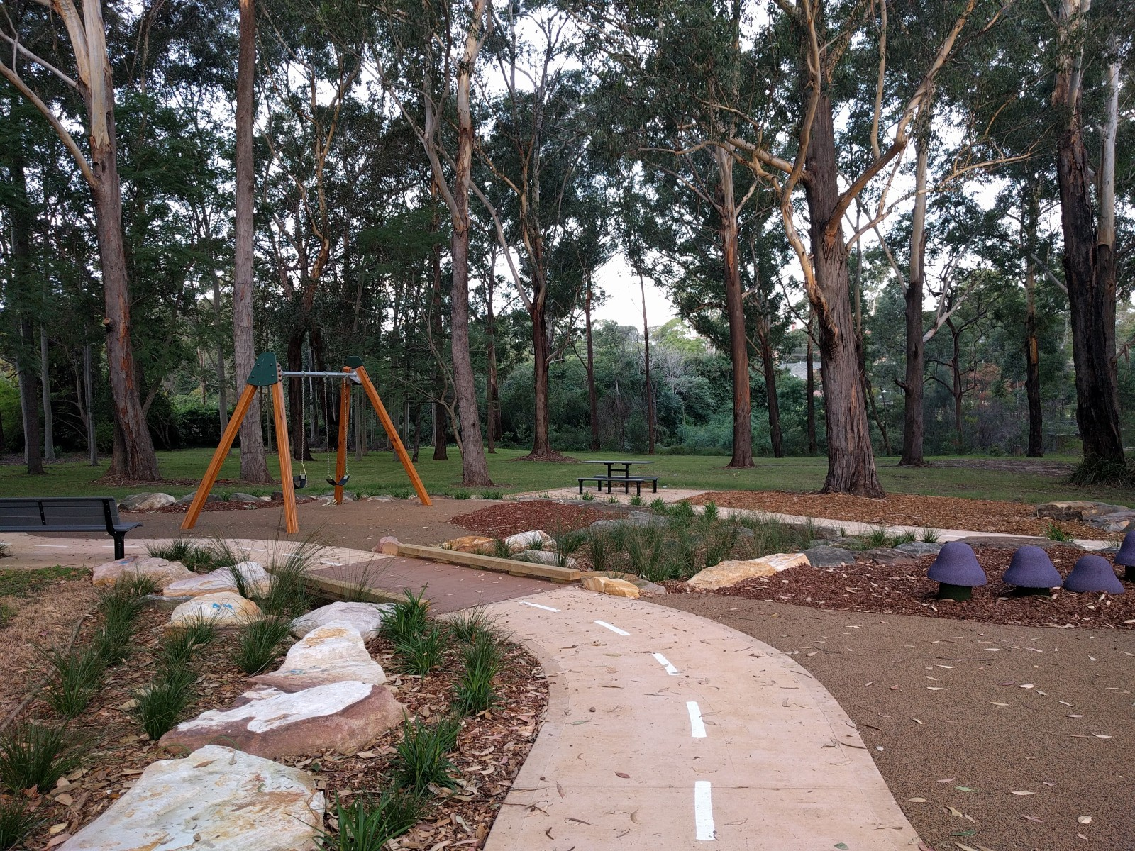 Fred Robertson Reserve