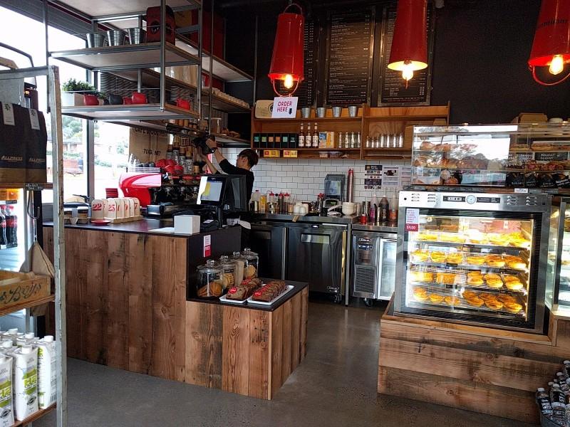 The Container Cafe Dundas Valley