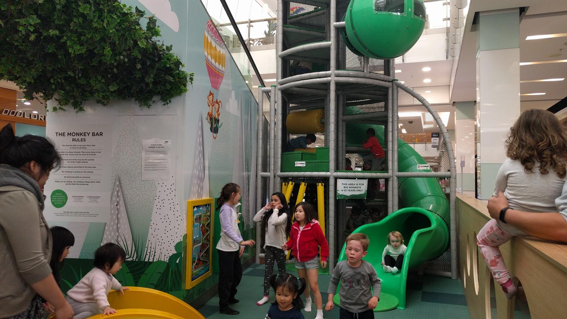 Monkey Bar Playground Rhodes Waterside